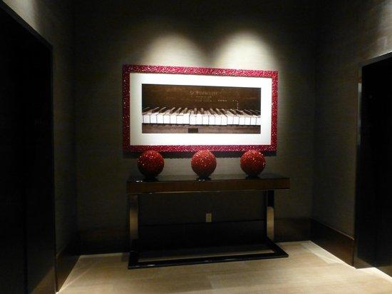 Omni Nashville Hotel : Lobby Area
