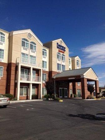 Fairfield Inn & Suites Fairfield Napa Valley Area : Exterior