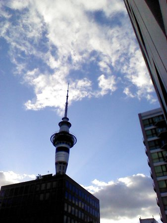 CityLife Auckland: View from room 1502