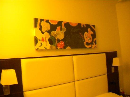 Gallery Hotel Recanati : detalle de la cama