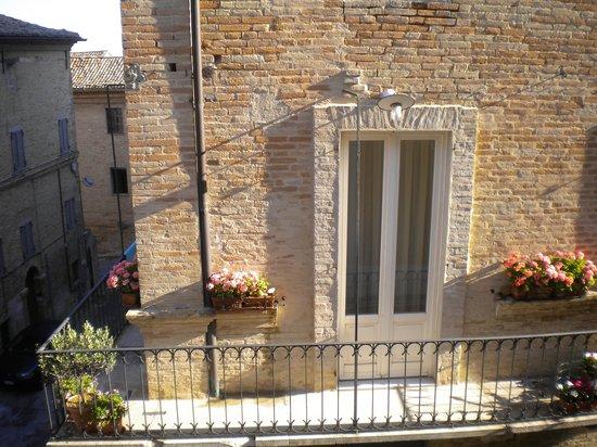Gallery Hotel Recanati : enfrente de mi ventana