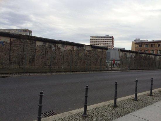 Gedenkstätte Berliner Mauer: Berlin Wall