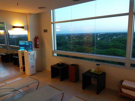Sheraton Asuncion Hotel: Nice view