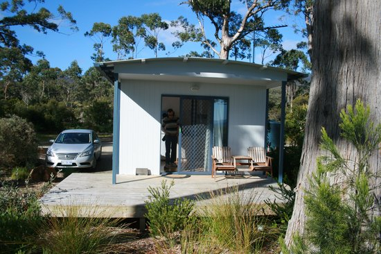 Captain Cook Holiday Park: Our cabin