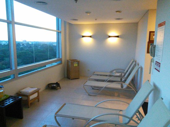 Sheraton Asuncion Hotel: Relax