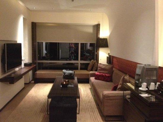 Le Méridien Bangkok: Living Room