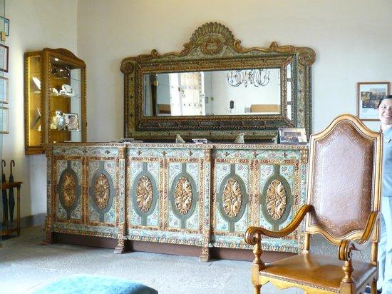Belmond Palacio Nazarenas: Recepción super original