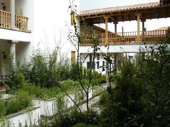Belmond Palacio Nazarenas: Jardines