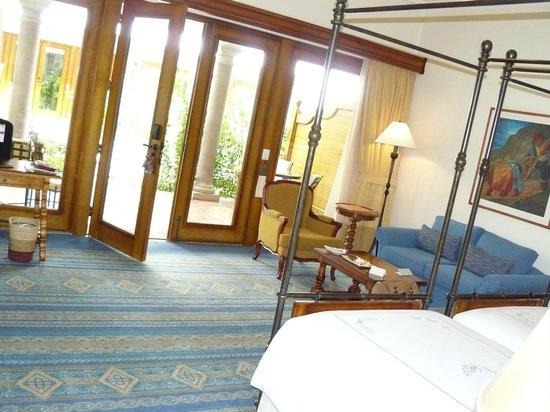 Belmond Palacio Nazarenas: Super habitación