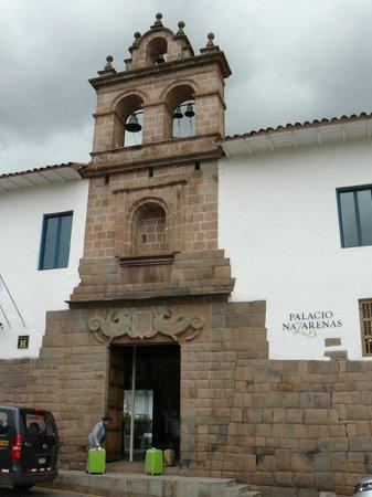 Belmond Palacio Nazarenas: Entrada al hotel