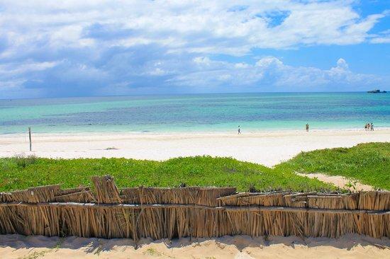 Garoda Resort: paesaggio dal garoda