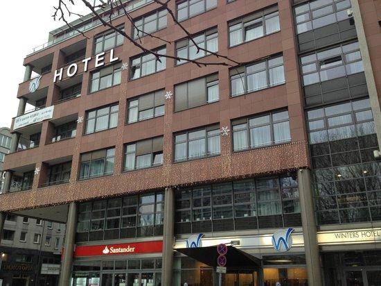 Novum Select Hotel Berlin Gendarmenmarkt: Exterior