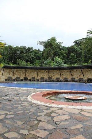 Rio Celeste Hideaway Hotel : Pool