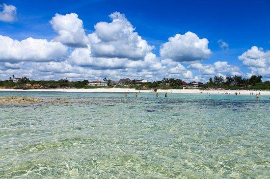 Garoda Resort : bassa marea