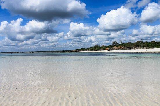 Garoda Resort : Mare meraviglioso