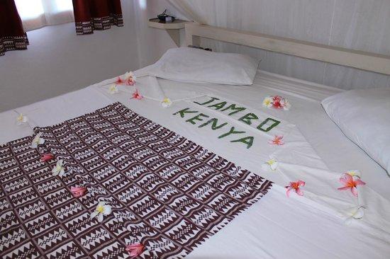Garoda Resort : camera