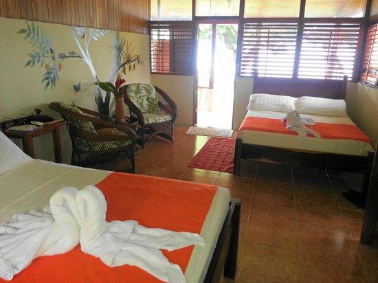 Drake Bay Wilderness Resort : room
