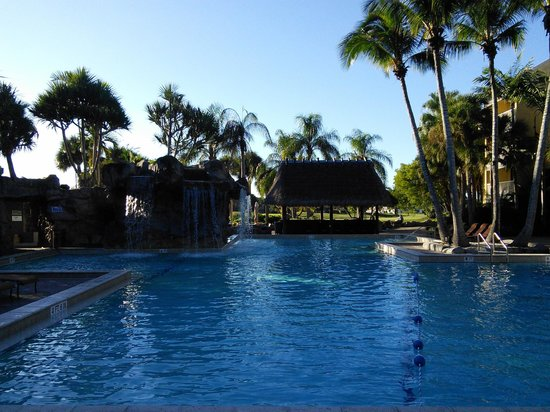 Bonaventure Resort & Spa: Pool area