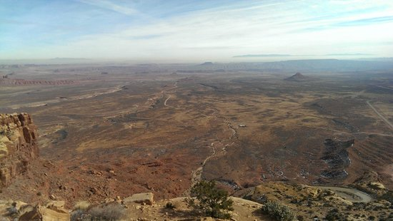 Desert Rose Inn & Cabins: Valley of the Gods (nearby attraction)
