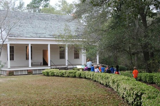 Tallahassee Museum: Old House