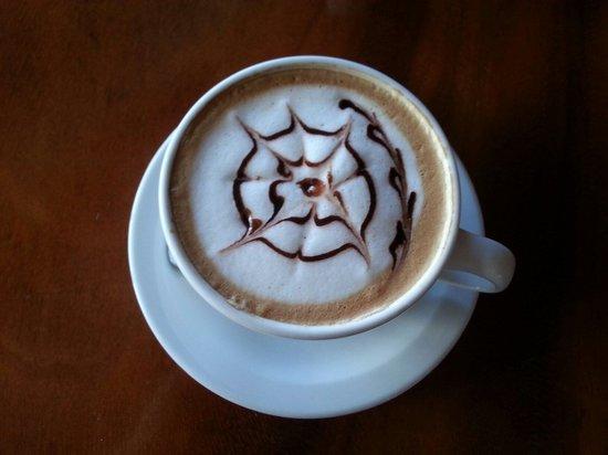 My Coffee Lounge & Restaurante: Cafe con Leche