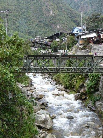 SUMAQ Machu Picchu Hotel: En aguas calientes