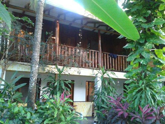 Hotel Belvedere - Playa Samara : HABITACIONES