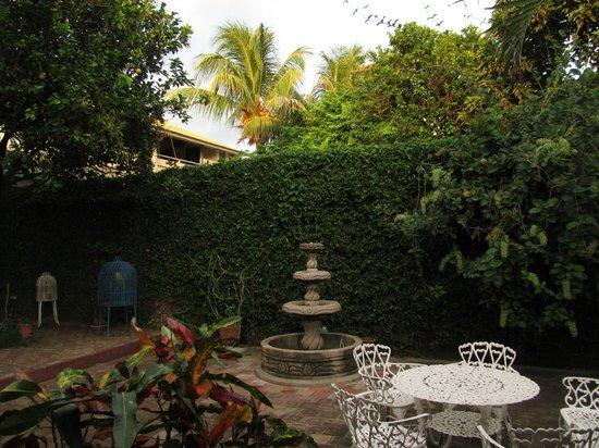 Hotel La Mision: Common grounds