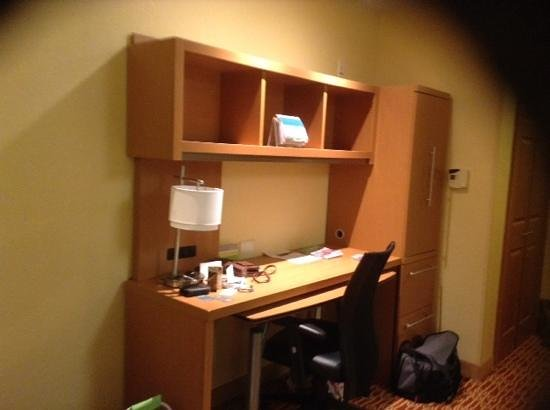TownePlace Suites Richmond : desk