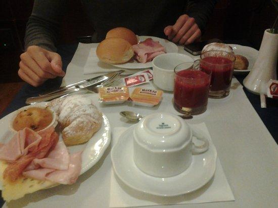 Gorizia a la Valigia: ottima colazione