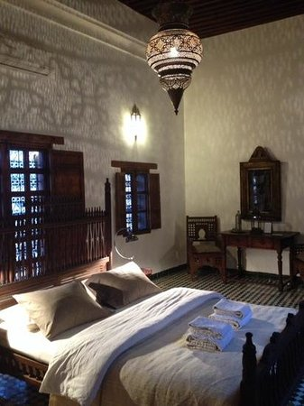 Dar Seffarine : our room