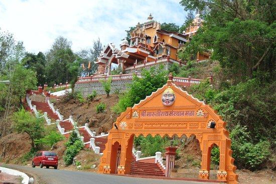 Vivanta by Taj - Fort Aguada, Goa: Hindu temple