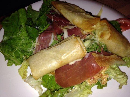 La Part Des Anges: Salade savoyarde.