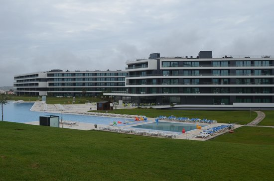 Alvor Baia Resort Hotel: Main Outdoor Pool