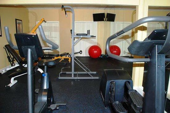 Vero Beach Inn & Suites: gym