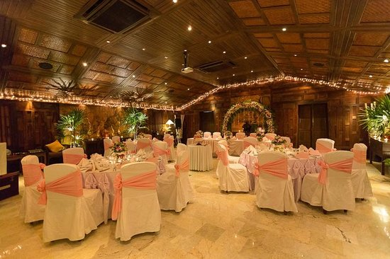 Rocky's Boutique Resort: Reception Room