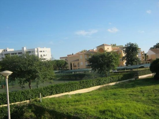 Parque Mourabel Apartments: One view from our balcony