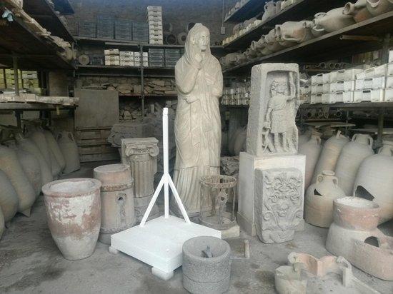 Vastours Naples - Pompeii Day Tour : Coisas