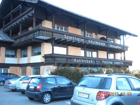 Sporthotel Kalcherhof: Vista dell'hotel