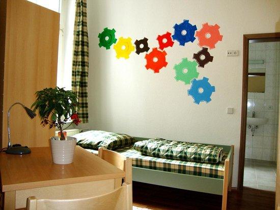 Sleepy Lion Hostel, Youth Hotel & Apartments: single room