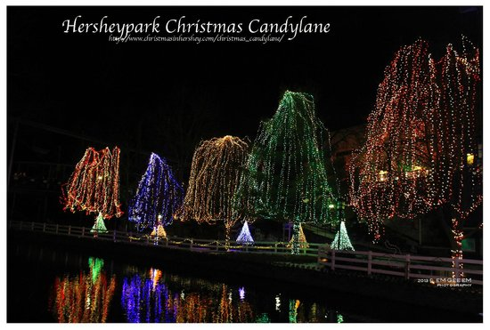 Homestead Lodging: Hershey Park Christmas Candylane - less than one hour drive