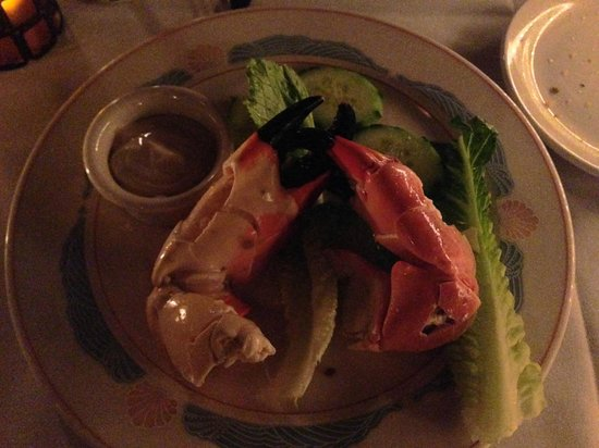 Chef Michael's : Stone Crab! Loved It!