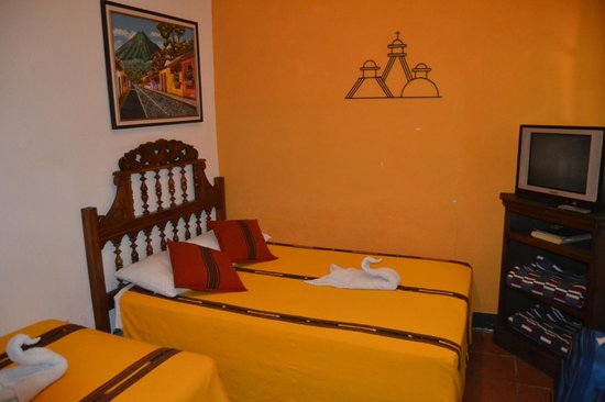 Hotel Casa Antigua: Standard Single Room
