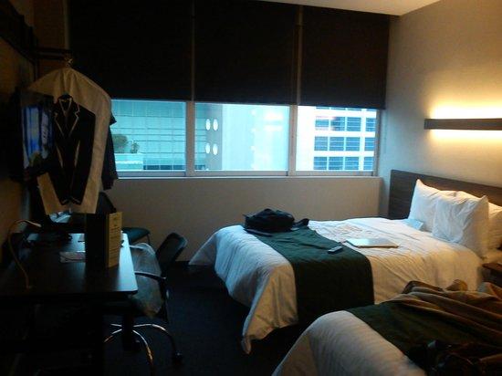 City Express Suites Santa Fe : habitacion doble