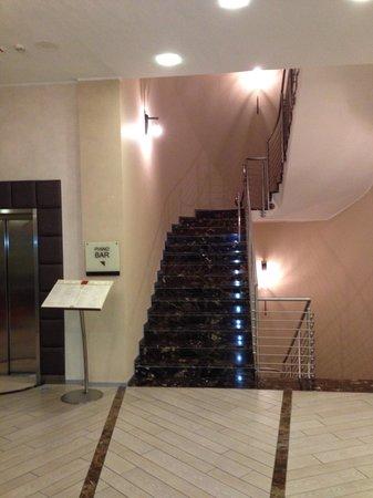 Parc Hotel Germano Suites & Apartments: Reception