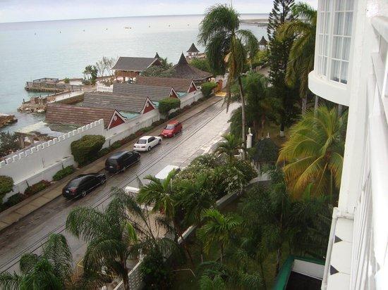 Seagarden Beach Resort From Balcony