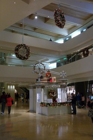 Pacific Place - Xmas decorations