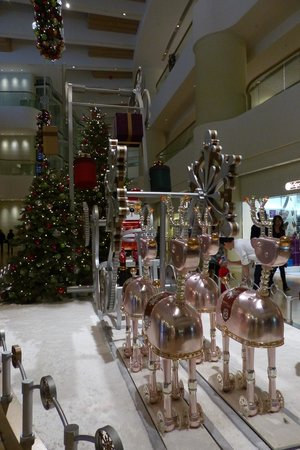 Pacific Place - Xmas 2013 decorations