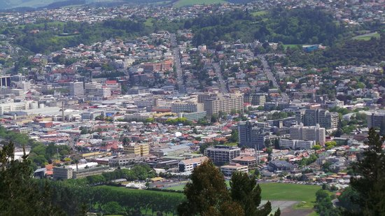 Relaxed Tours: Signal Hill Lookout