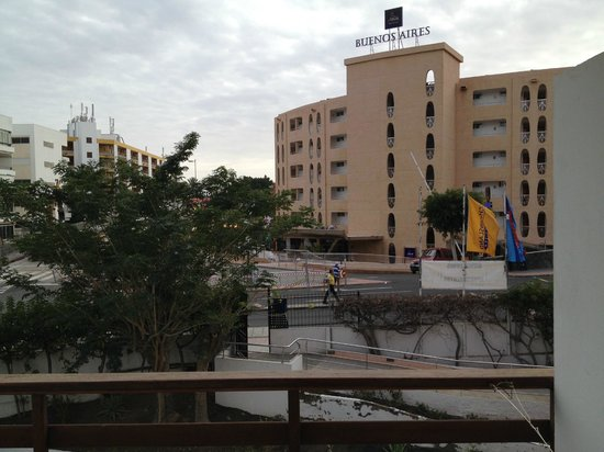 eo Hotels Las Gacelas Apartments : From Balcony